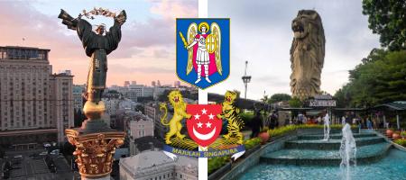 ЗЕ -- блеск, а нищета -- украинцам или почему Сингапур смог, а Украина не смогла.
